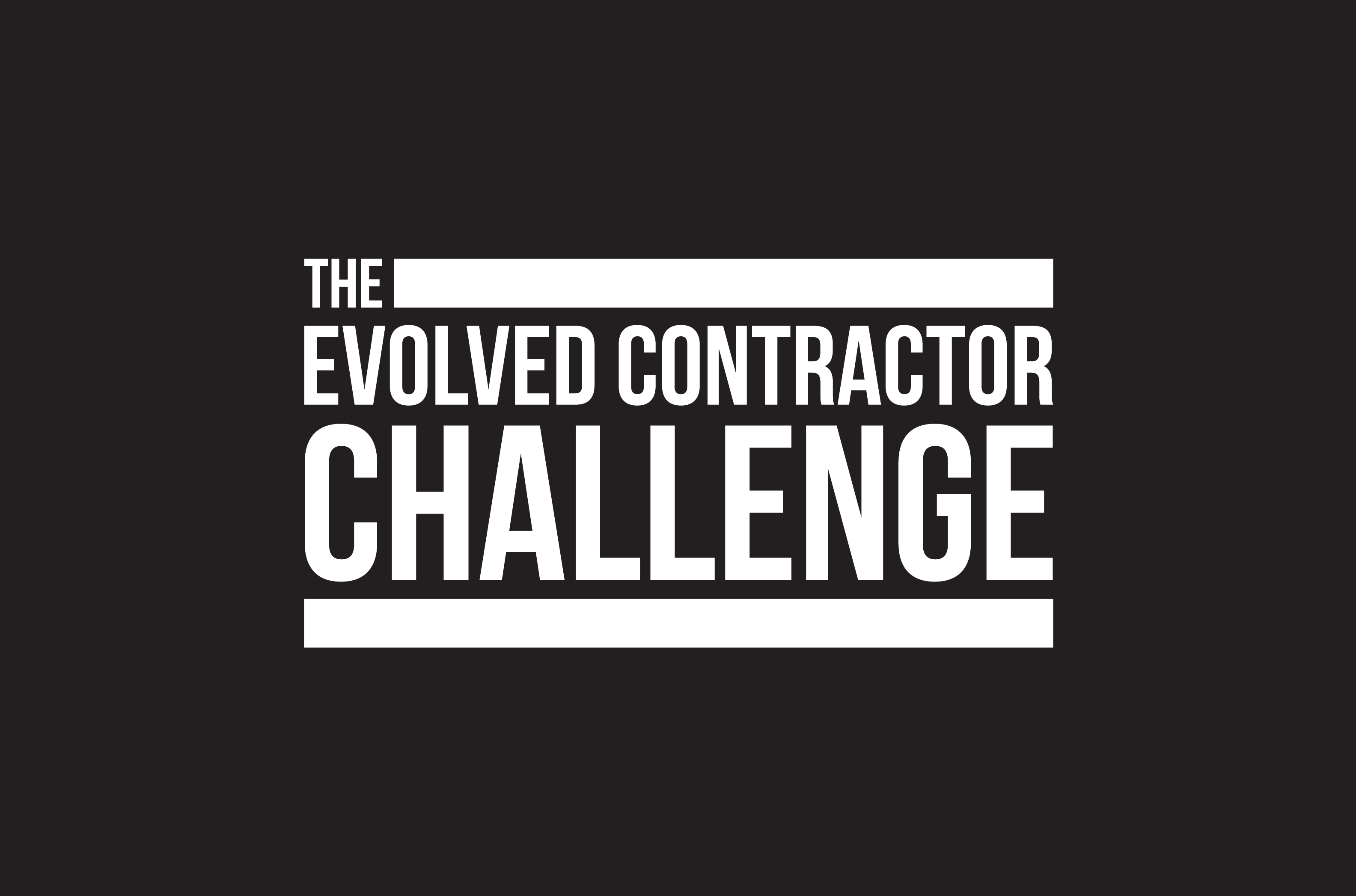 The Evolved Contractor Challenge logo